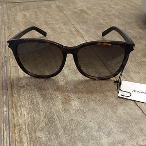 Yves Saint Laurent SL 54/F Women's Sunglasses